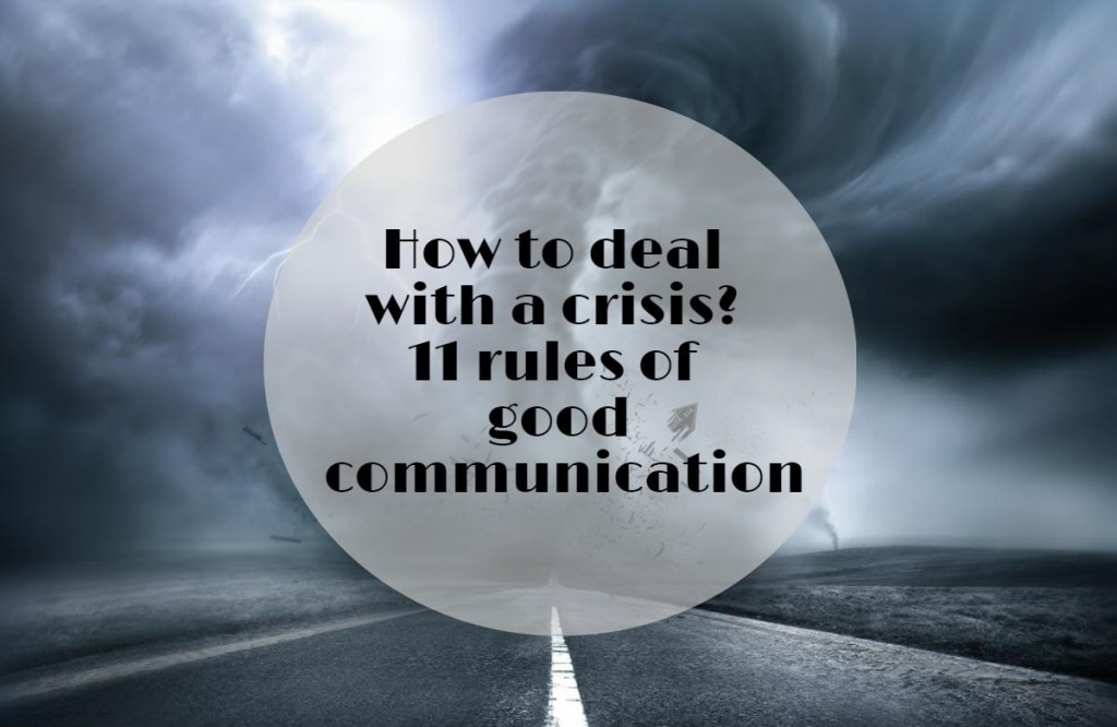 11 rules of good communication
